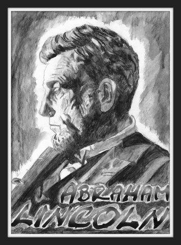 Abraham Lincoln por Clint